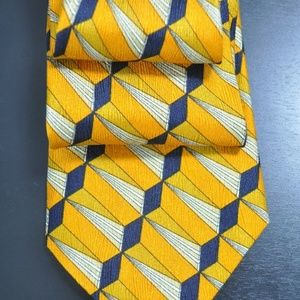 $595 House of Bijan Tie Signature Color